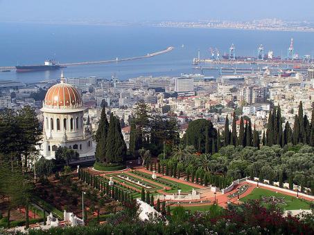 כיפת הבאהאים בחיפה