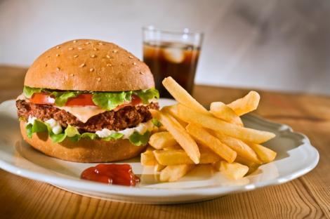 המבורגר של בורגוס