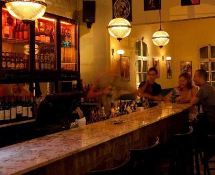 מסעדת הוגו מתחם התחנה בתל אביב