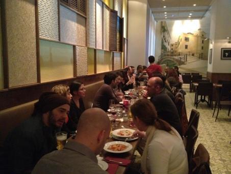 מסעדת טרנטינו מרכז עזריאלי תל אביב