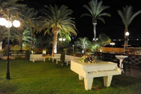 גן אירועים לה בוהם בתל אביב