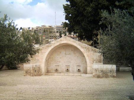 ככר המעיין בנצרת