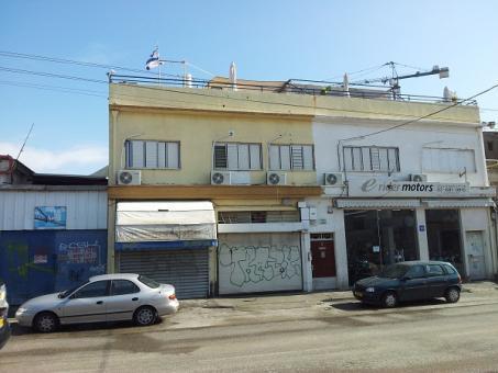 חזית אכסניית פלורנטין ברחוב אליפלט 10