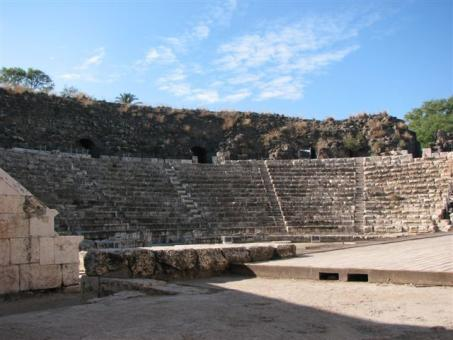 התיאטרון העתיק בבית שאן