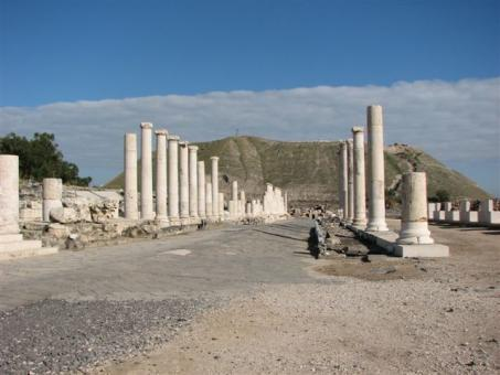 עתיקות סקיתופוליס