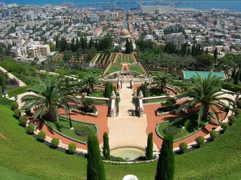 הגנים הבהאים בחיפה