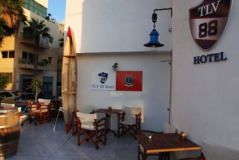 מלון 88 TLV תל אביב
