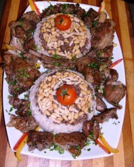 מסעדת ראס אלעין כעביה