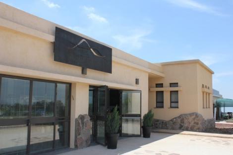 בית אמני הגולן גלריה ליצירות מרמת הגולן במרכז וואסט