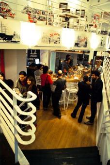 מסעדת בטי וויט בתל אביב