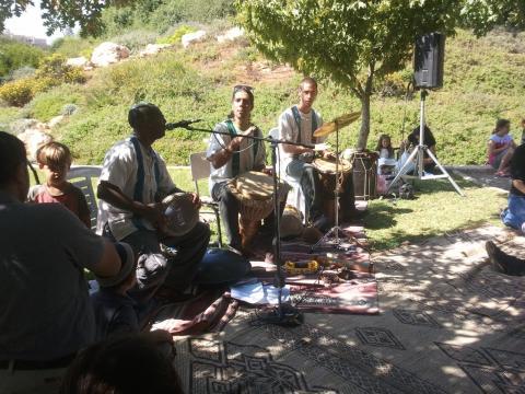 פסטיבל מוסיקה בגן הבוטני