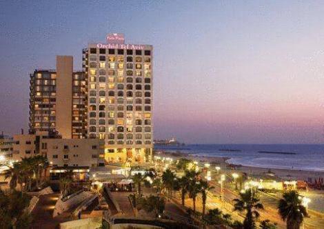 מלון פארק פלאזה אורכידיאה תל אביב