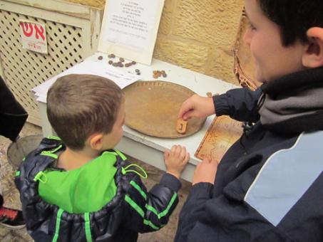 מוזיאון חצר היישוב הישן בירושלים