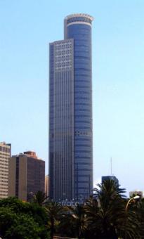 מגדל משה אביב - מגדל שער העיר