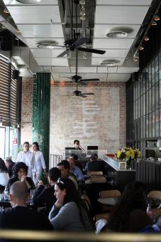מסעדת מועדון הקצינים של ג'ירף בתל אביב