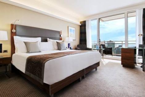 חדר מלון הילטון תל אביב