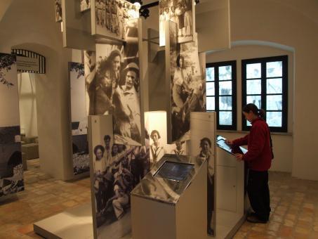 מוזיאון אסירי המחתרות ירושלים