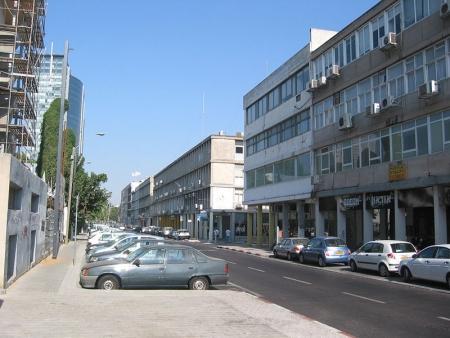 רחוב הארבעה תל אביב
