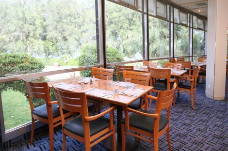 מסעדת מינרל מלון רימונים מינרל טבריה