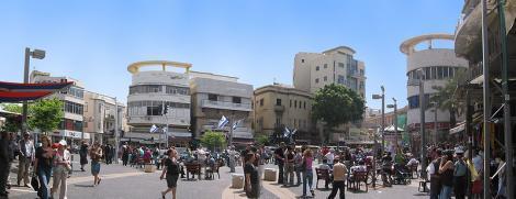 רחוב אלנבי תל אביב