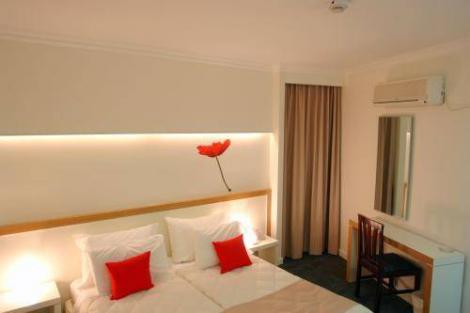 חדר אירוח במלון ארמון ים - בת ים