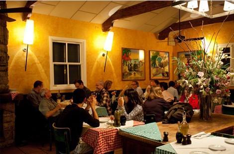 מסעדת בליני Bellini