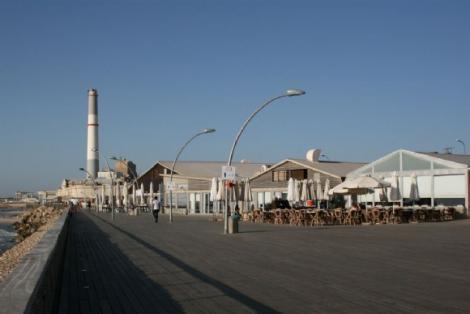 מסעדת גיליס בנמל תל אביב