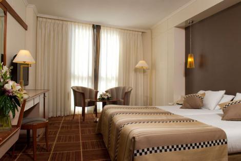 חדר במלון רימונים שלום בירושלים