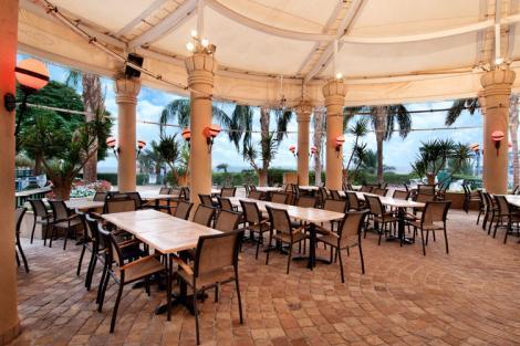 מסעדה במלון הילטון מלכת שבא אילת