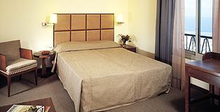 חדר במלון גני דן חיפה