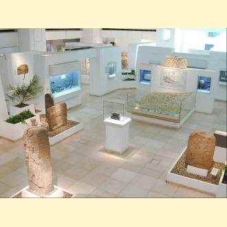 תצוגה קבועה במוזיאון ארצות המקרא