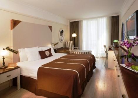 חדר במלון הרודס תל אביב