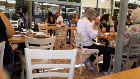 קפה לואיז רמת אביב