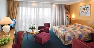 חדר במלון דן פנורמה אילת