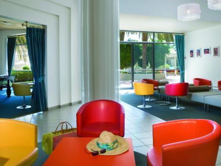 מלון ישרוטל ריביירה קלאב אילת