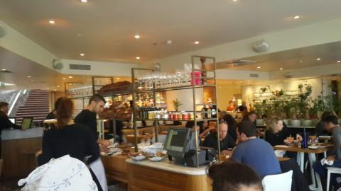 מסעדת רפאל בצהריים עסקית