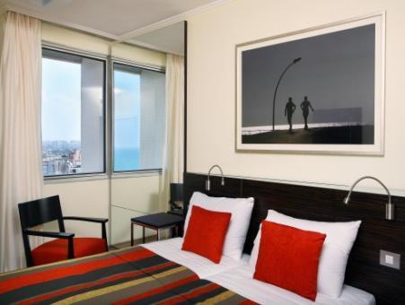 חדר במלון טל תל אביב