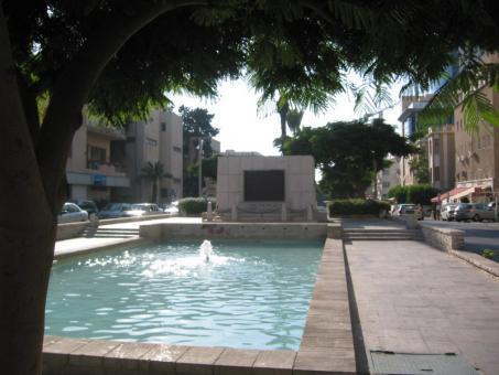 כיכר המייסדים בתל אביב