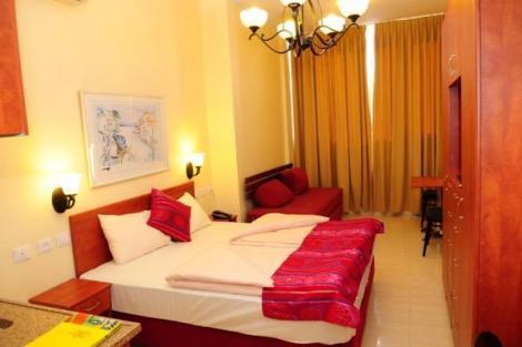 מלון דירות דה הום תל אביב