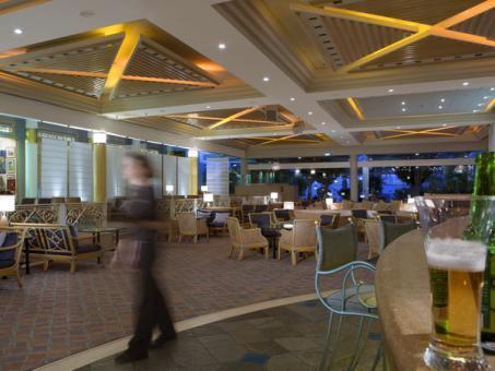 לובי מלון ישרוטל ים סוף אילת