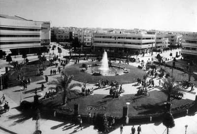 כיכר צינה דיזנגוף הישנה