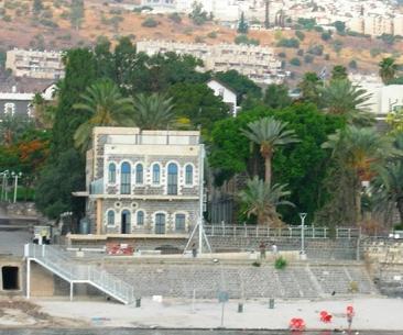 מלון שירת הים בטבריה