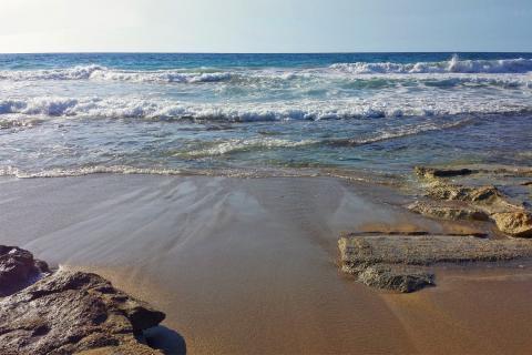 חוף בית ספר שדה אכזיב