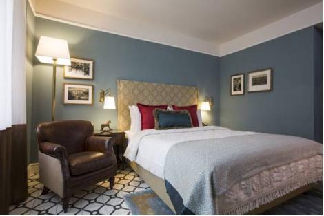 חדר אירוח במלון ארתור ירושלים