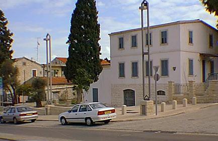 המושבה הגרמנית חיפה