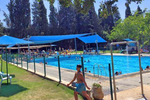 בריכת השחייה בית לחם הגלילית