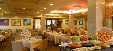 מסעדת מלון רימונים סנטרל פארק