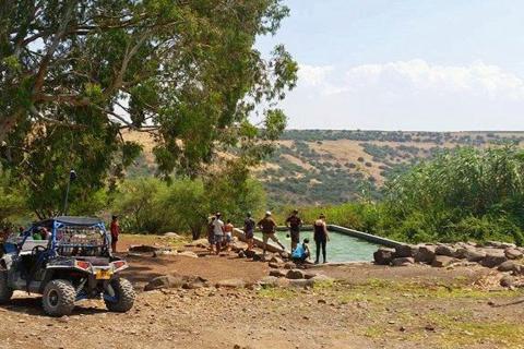 חוויה ברמה טיולי שטח ואקסטרים בגולן