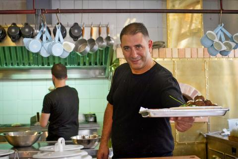 שף אבי לוי בצ'יריפום תל אביב