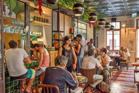 מסעדת צ'יריפום בתל אביב אבי לוי מאסטר שף
